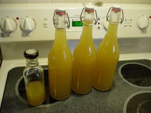 So much limoncello!