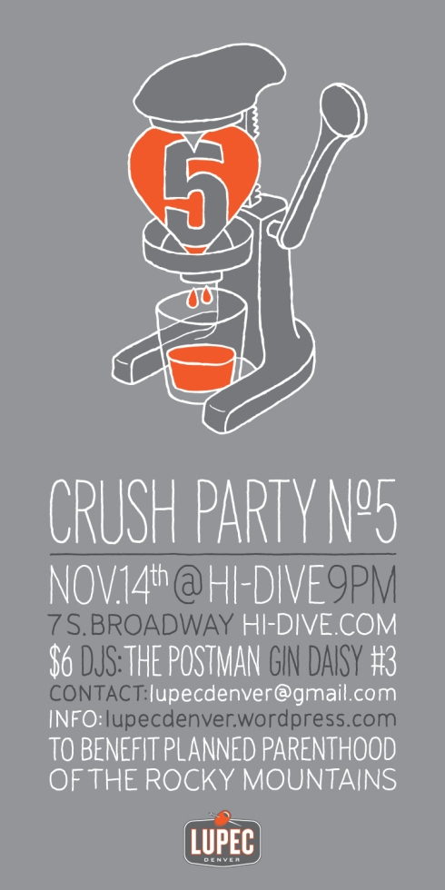 Crush Web Flyer